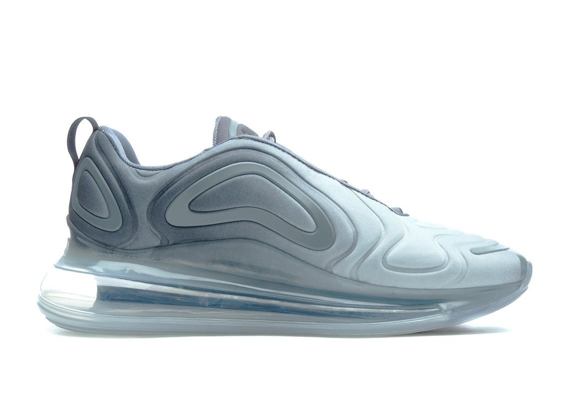 """Nike Air Max 720 """"Cool Grey"""" Release Details"""