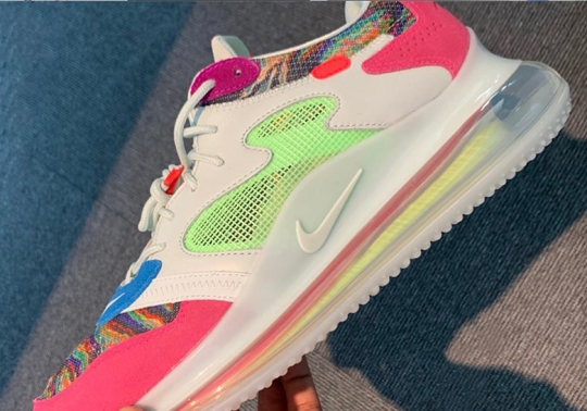 Odell Beckham Jr. Reveals His Upcoming Nike Air Max 720 Collaboration