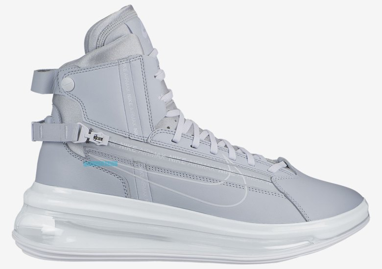 """online store 66176 12ad7 The Nike Air Max 720 Saturn Arrives In """"Pure Platinum"""" For April"""