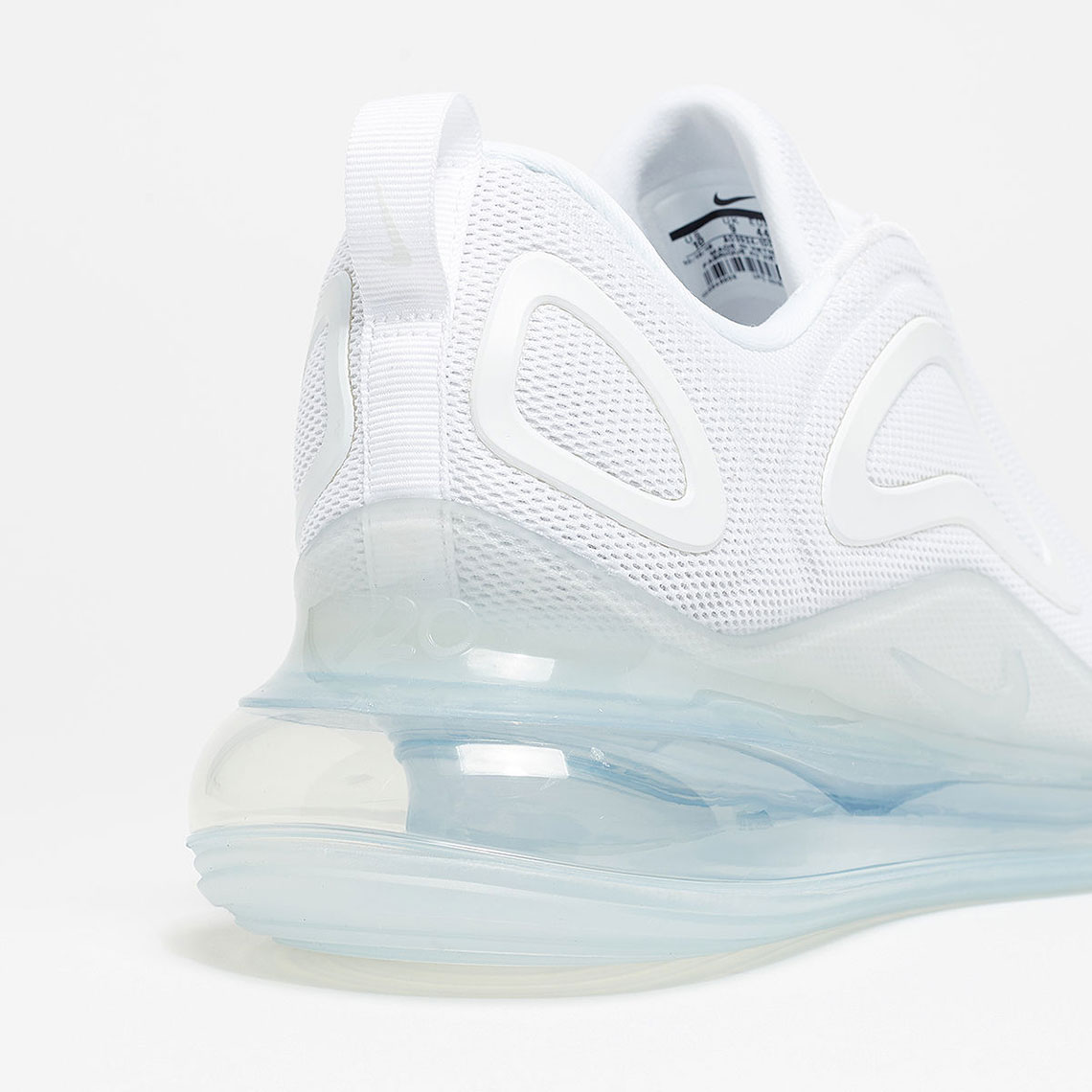 33850f23eded Nike Air Max 720 Pure Platinum AO2924-100 Release Info