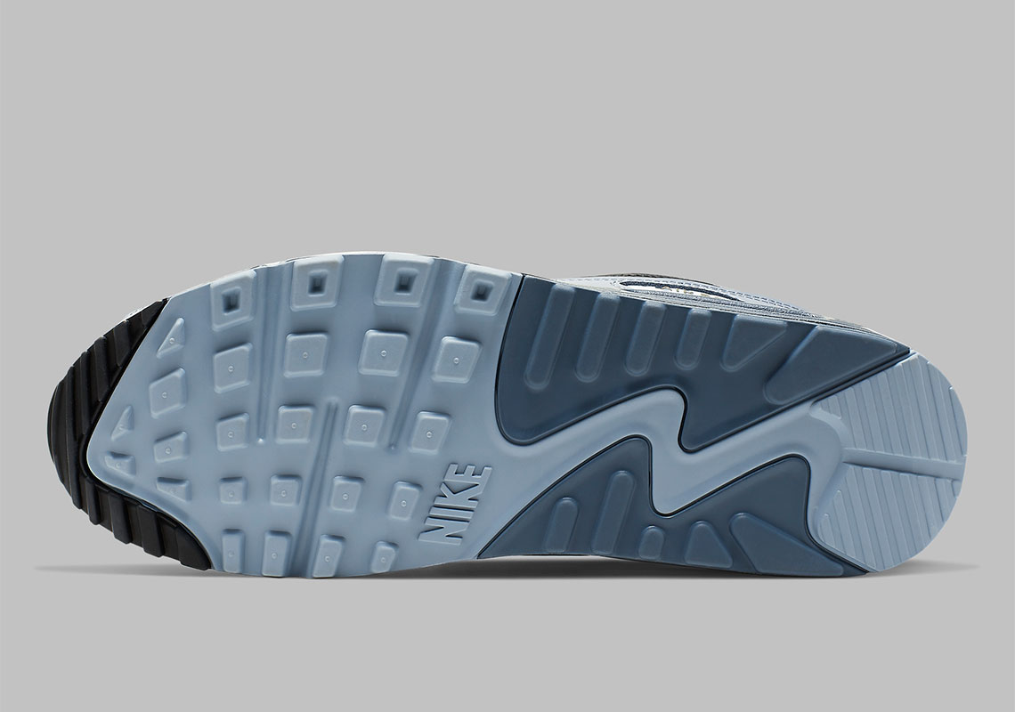 cheap for discount 9df62 b45f7 Nike Air Max 90 Armory Blue AJ1285-108 Release Info ...