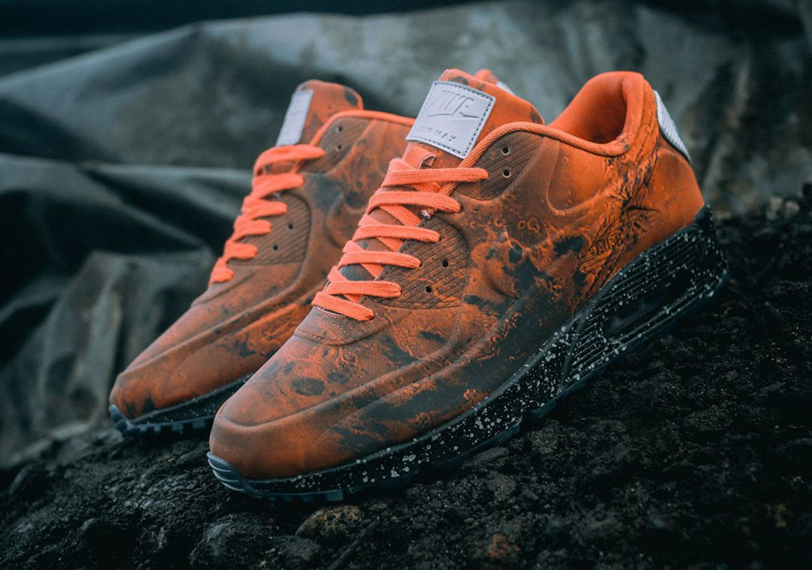 "6d413ac5f79b The Nike Air Max 90 ""Mars Landing"" Is Releasing Tomorrow"