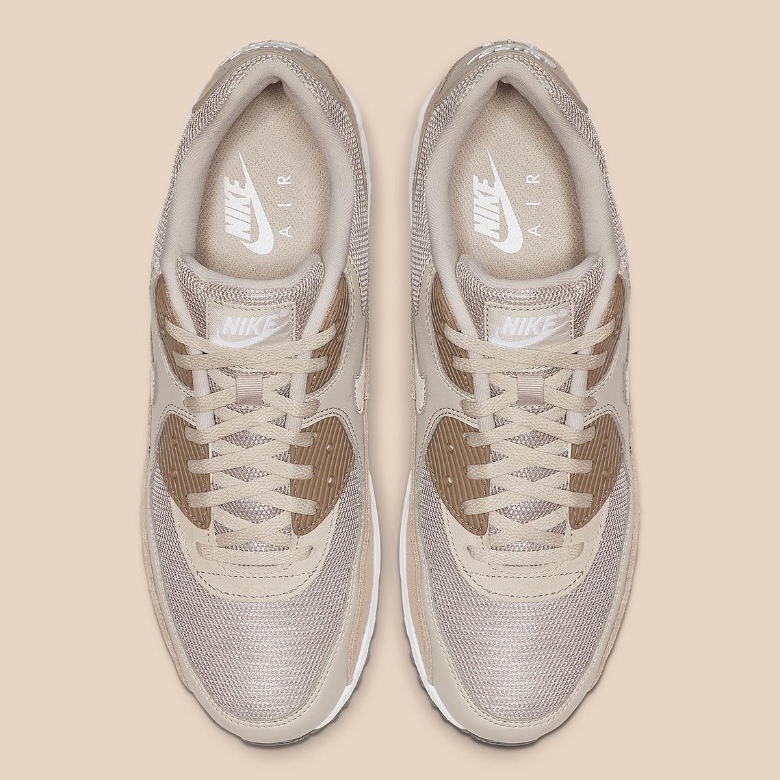 7522d54fa4 Nike Air Max 90 Sepia Stone AJ1285-204 Release Info | SneakerNews.com