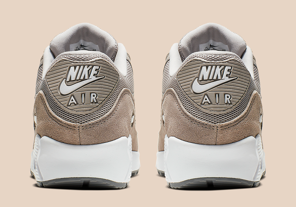 """Nike Air Max 90 """"Sepia Stone"""" Adds Earth Toned Suedes Welcome"""