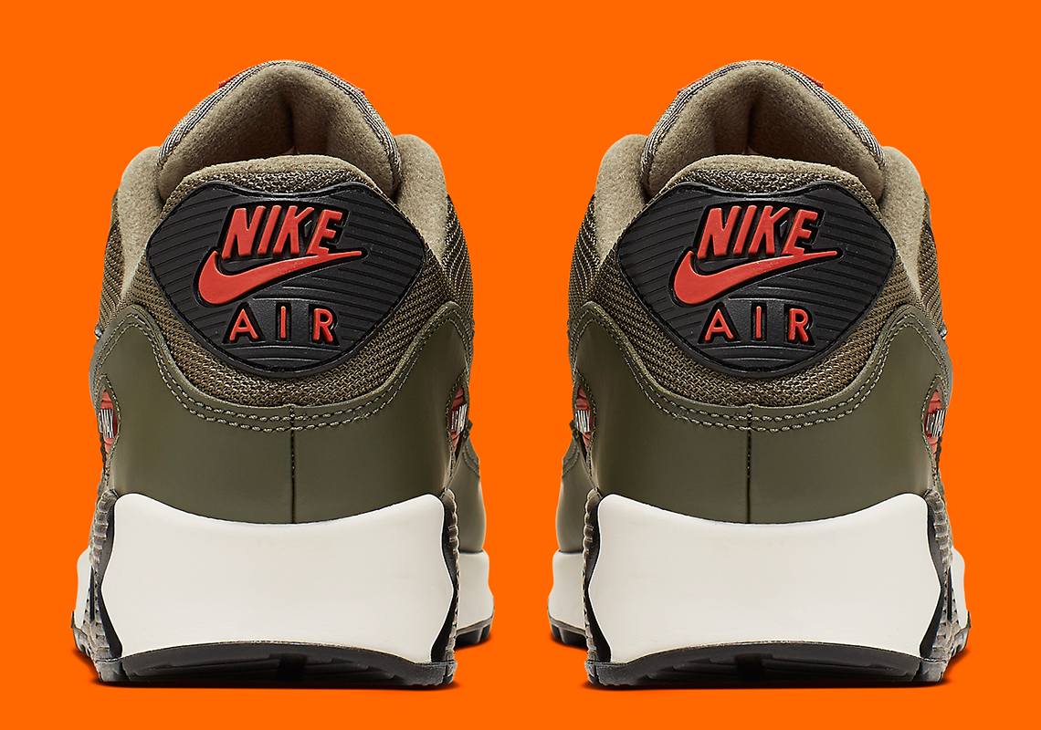 new product 08bc8 4adcd Nike Air Max 90 Undefeated AJ1285-205 Release Info   SneakerNews.com