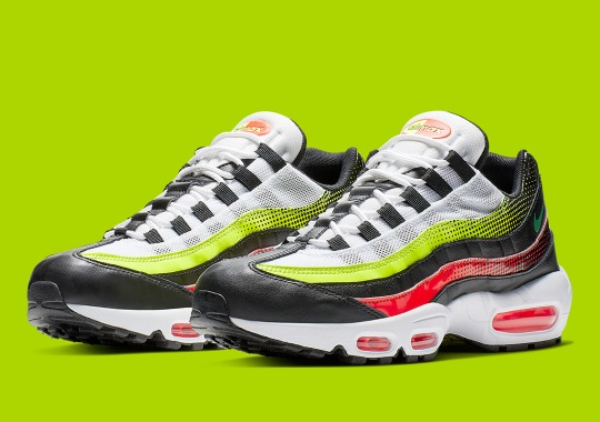 Nike Air Max 95 - Latest Release Info + Updates  4fe07097577a