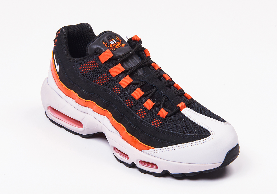 Nike Air Max 95 Home Away Baltimore Release Date  15af0a13b
