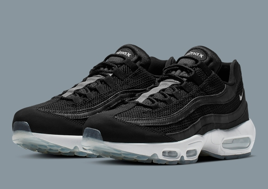 Icy Soles Appear On The Nike Air Max 95 Essential d95f9b9aadaf