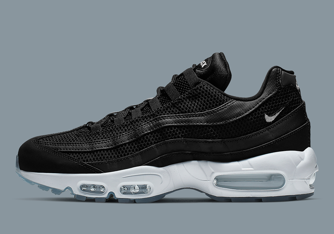 best sneakers 28b8a a380a Nike Air Max 95 Black Grey 749766-040 Release Info   SneakerNews.com
