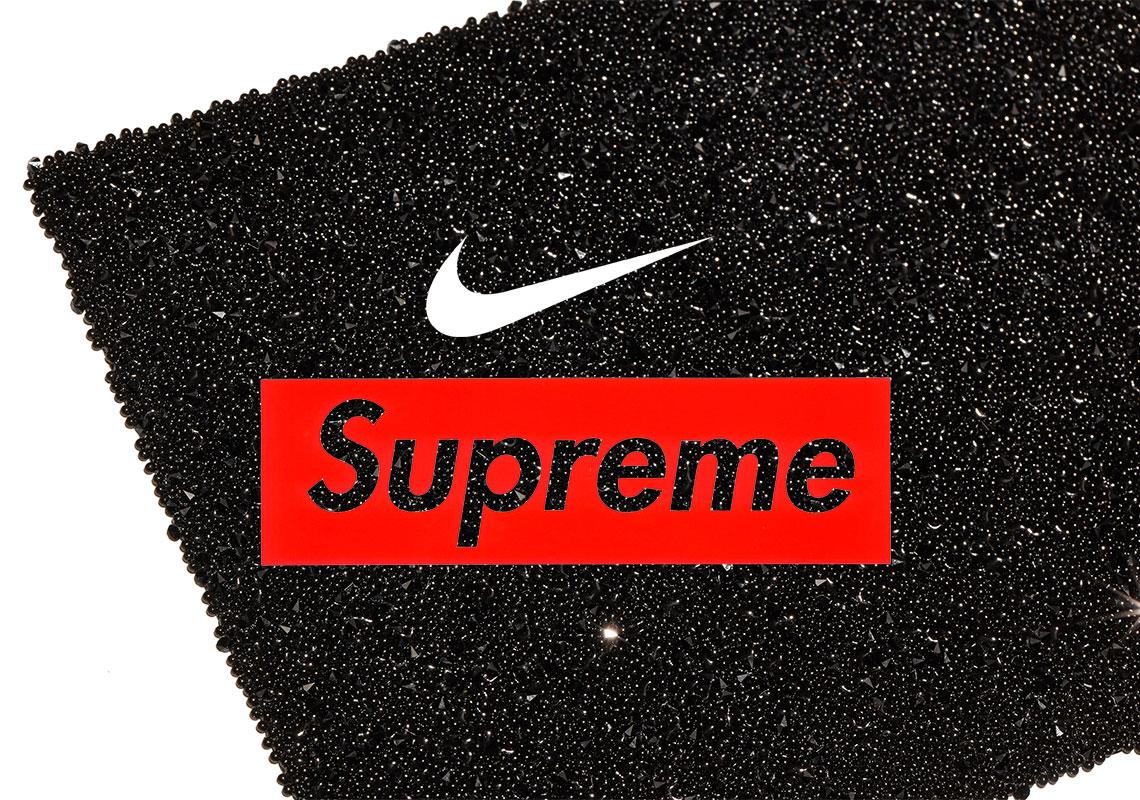 13693198a81086 Supreme s Next Nike Collaboration Is A  500 Swarovski Air Max 95