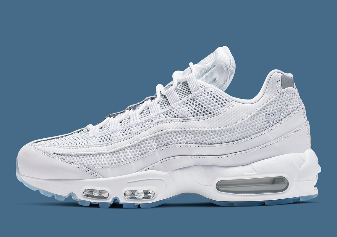 air max 95 essential white