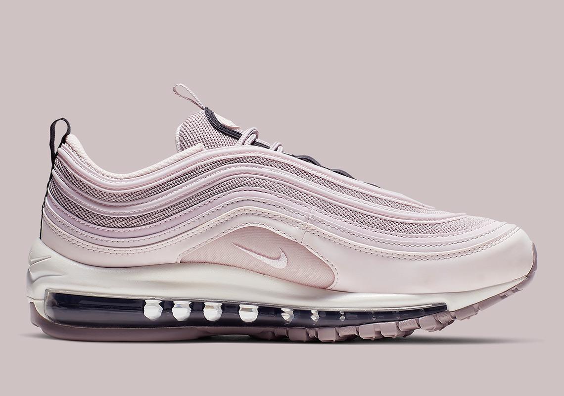 sale retailer a2eaa eadb9 Nike Air Max 97 Pale Pink 921733-602 Release Info   SneakerNews.com