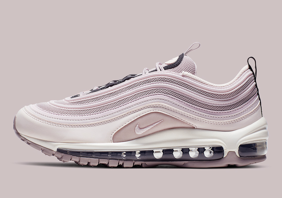 Nike Air Max 97 Grey White Multi Color Women's Running