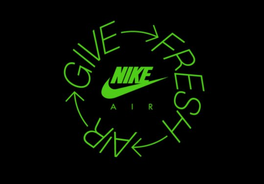"""Nike's """"Give Fresh Air"""" Partners With Sneaker Boutiques To Give Back To The Community"""
