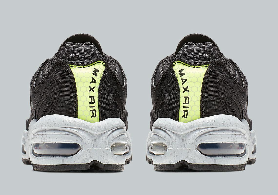 abdcc8318d Nike Air Max Tailwind IV Black Grey Volt BV1357-002 | SneakerNews.com