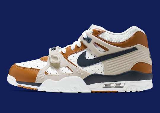 "The Nike Air Trainer 3 ""Medicine Ball"" Returns On April 25th"
