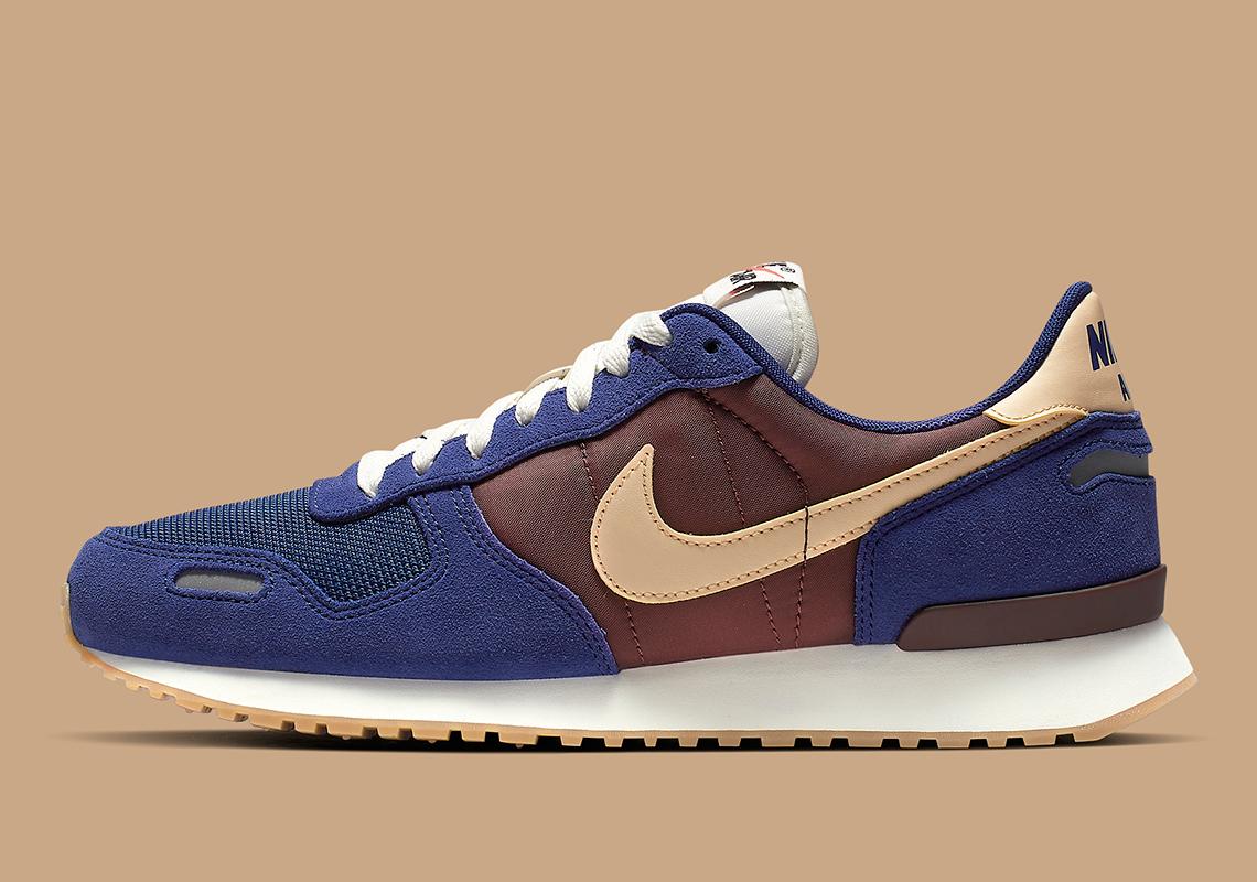 Nike Air Vortex Brown Blue Tan 903896
