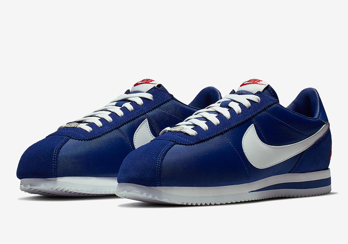 Nike Cortez Los Angeles CI9873-001 + CI9873-400 | SneakerNews.com