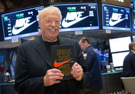 "Nike To Release A ""Shoe Dog"" Cortez Pack Inspired By Phil Knight's Memoir"