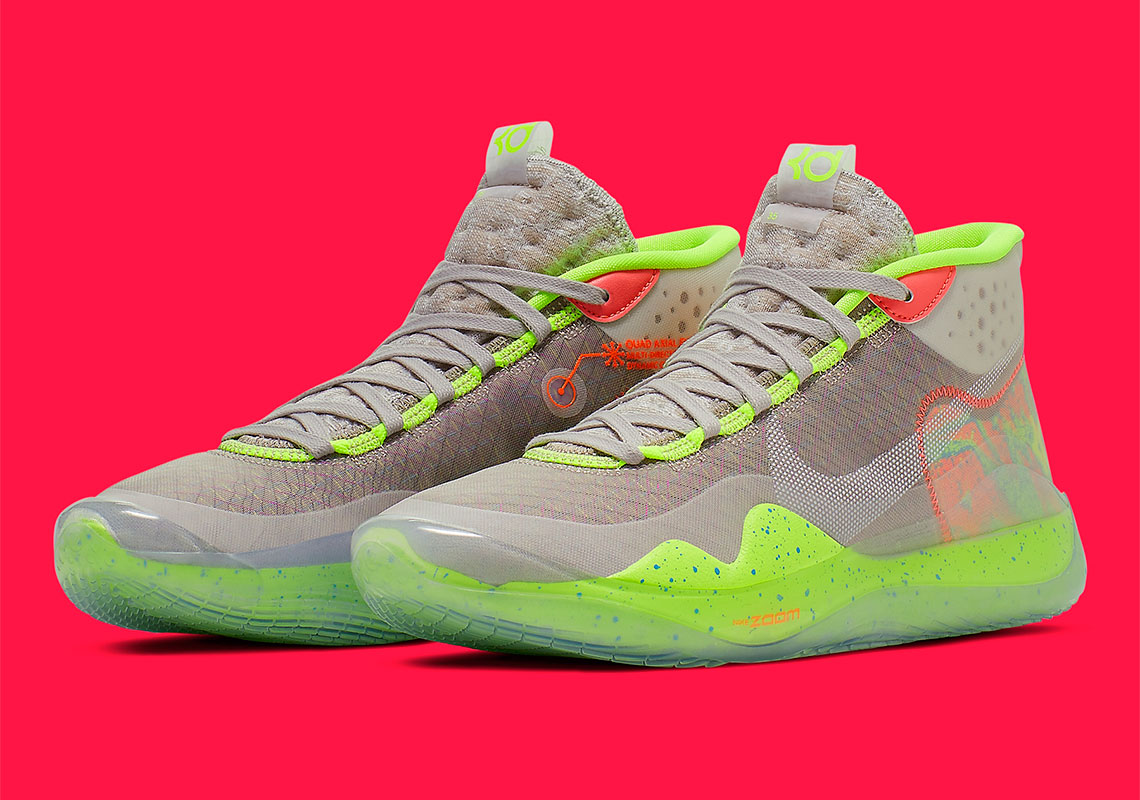 "best website cb8c7 37223 The Nike KD 12 ""90s Kid"" Releases On May 3rd"
