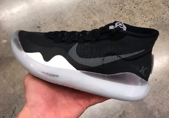 First Look At The Nike KD 12