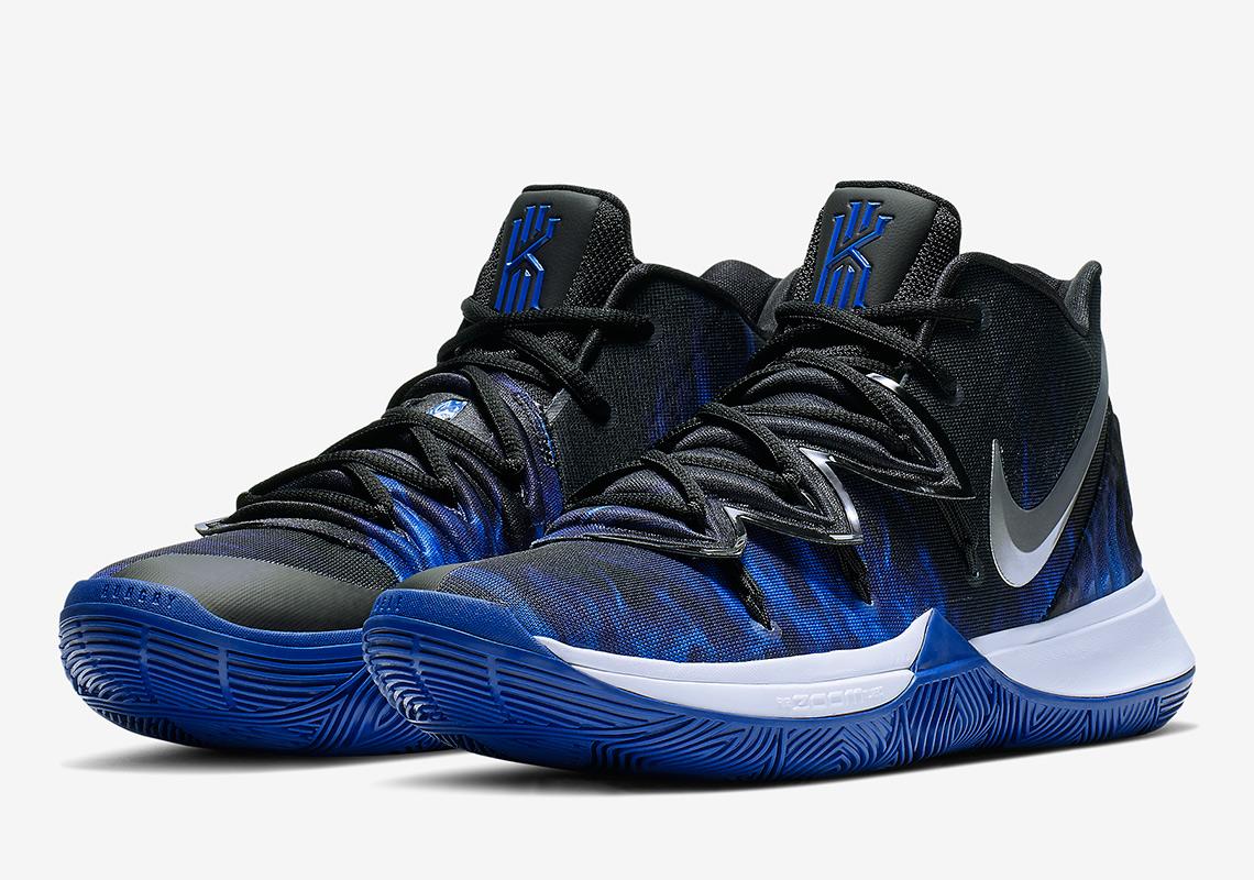 Nike Kyrie 5 Duke PE CI0306-901 Release