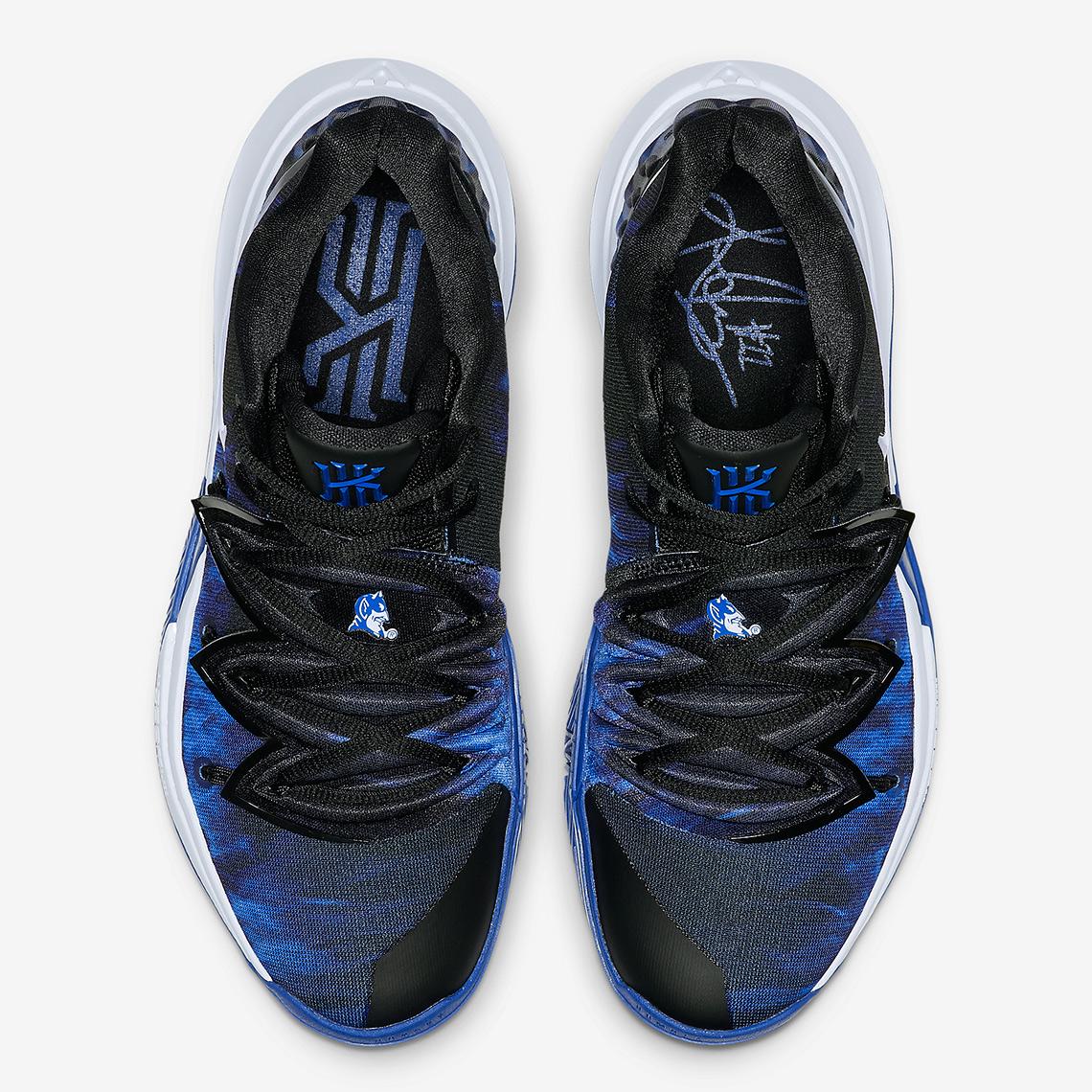 quality design f41a3 156f8 Nike Kyrie 5 Duke PE CI0306-901 Release Info   SneakerNews.com