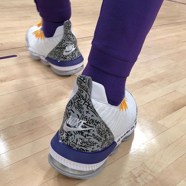 Nike LeBron 16 Air Jordan 3 PE Photos | SneakerNews.com