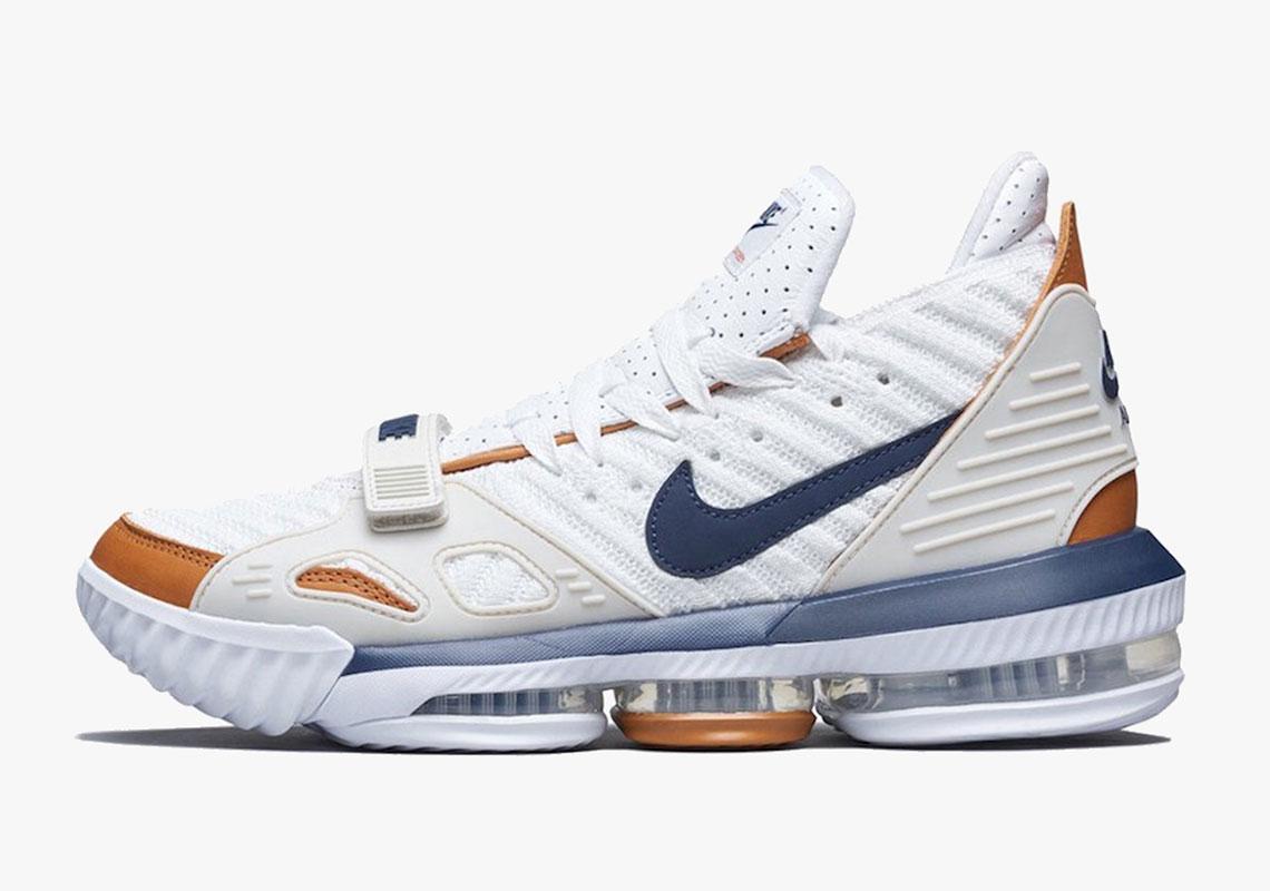 64ee4cf0b23 Nike LeBron 16 Bo Trainer CD7089-100 Release Info