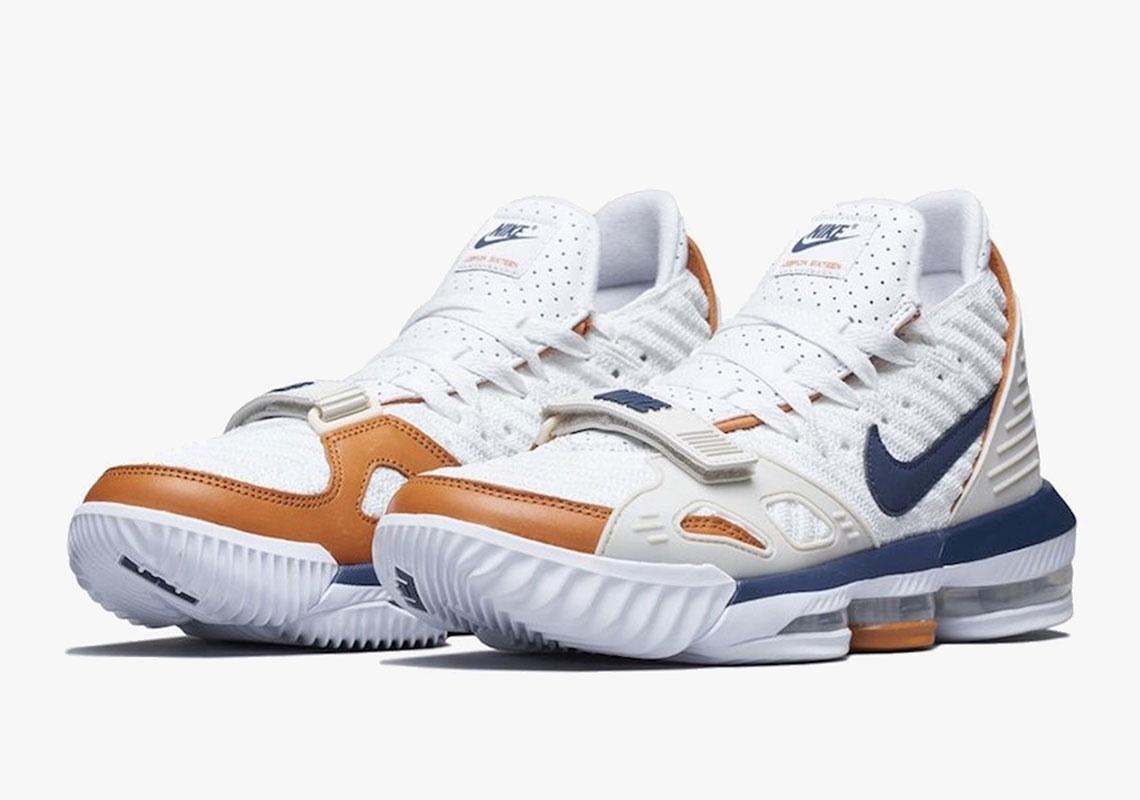 Nike LeBron 16 Bo Trainer CD7089-100 Release Info ...