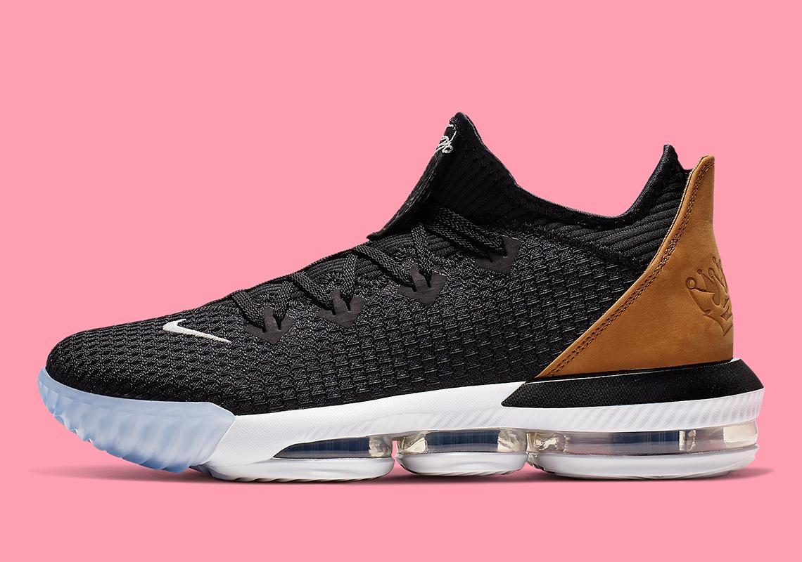 online store eca38 b930f Nike LeBron 16 Low Soundtrack CI2668-001 Release Date   SneakerNews.com