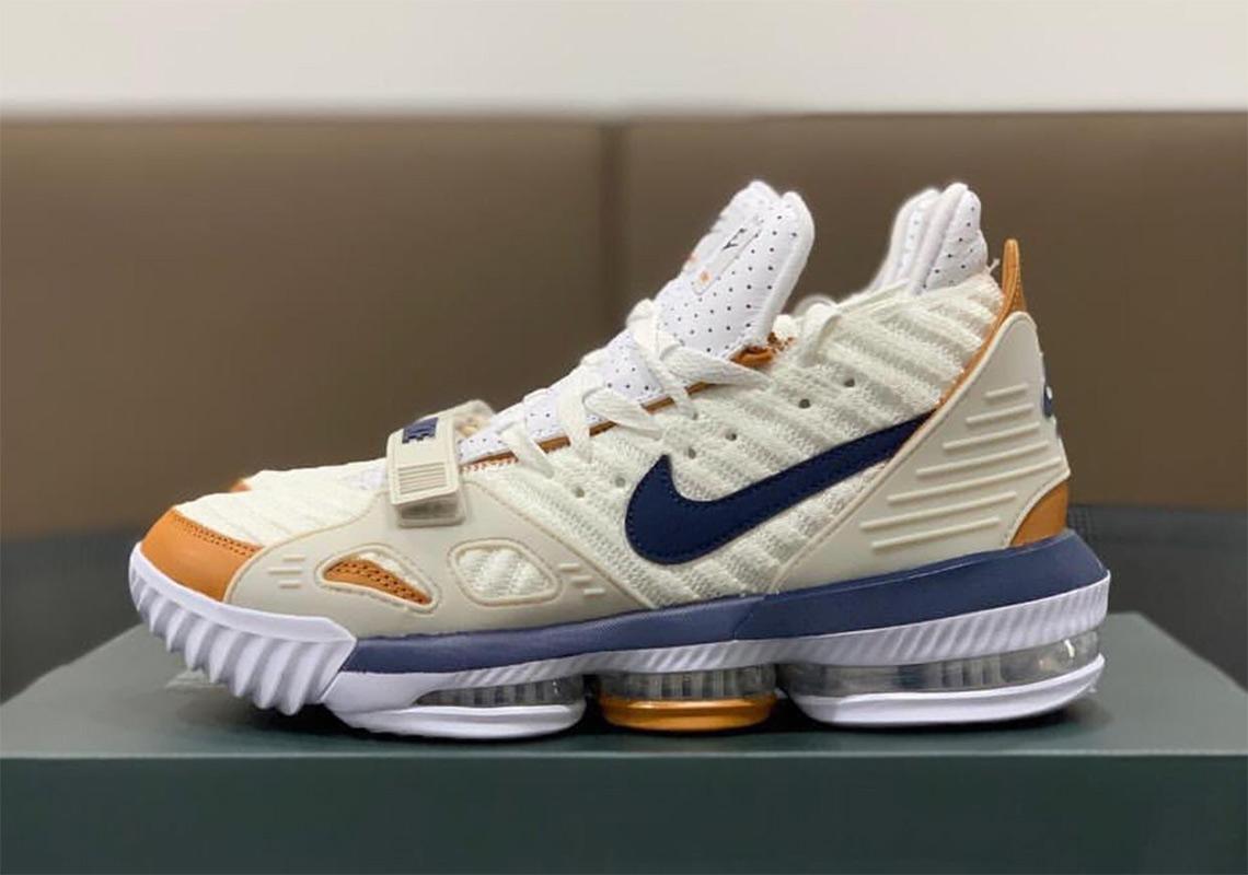 Nike LeBron 16 Bo Trainer Medicine Ball