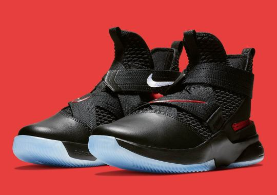 quality design 73186 5dccf Nike LeBron Soldier 12 - SneakerNews.com