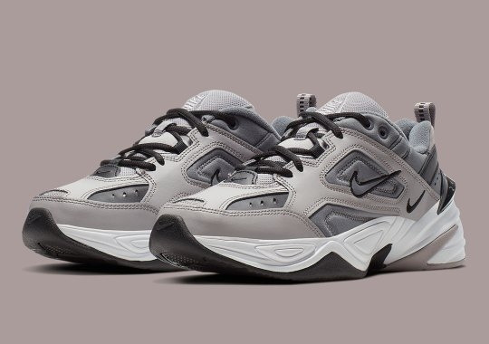 "The Nike M2K Tekno ""Cool Grey"" Is Coming Soon"