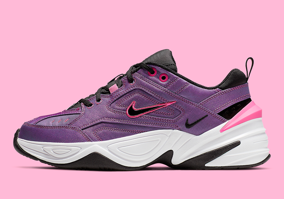 outlet store 80b1f 98576 The Nike M2K Tekno Is Dropping In Laser Fuchsia