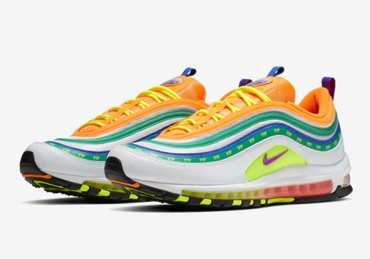 "Official Images Of The Nike Air Max 97 ""London Summer Of Love"""