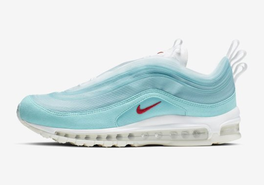 "Official Images Of The Nike Air Max 97 ""Shanghai Kaleidoscope"""