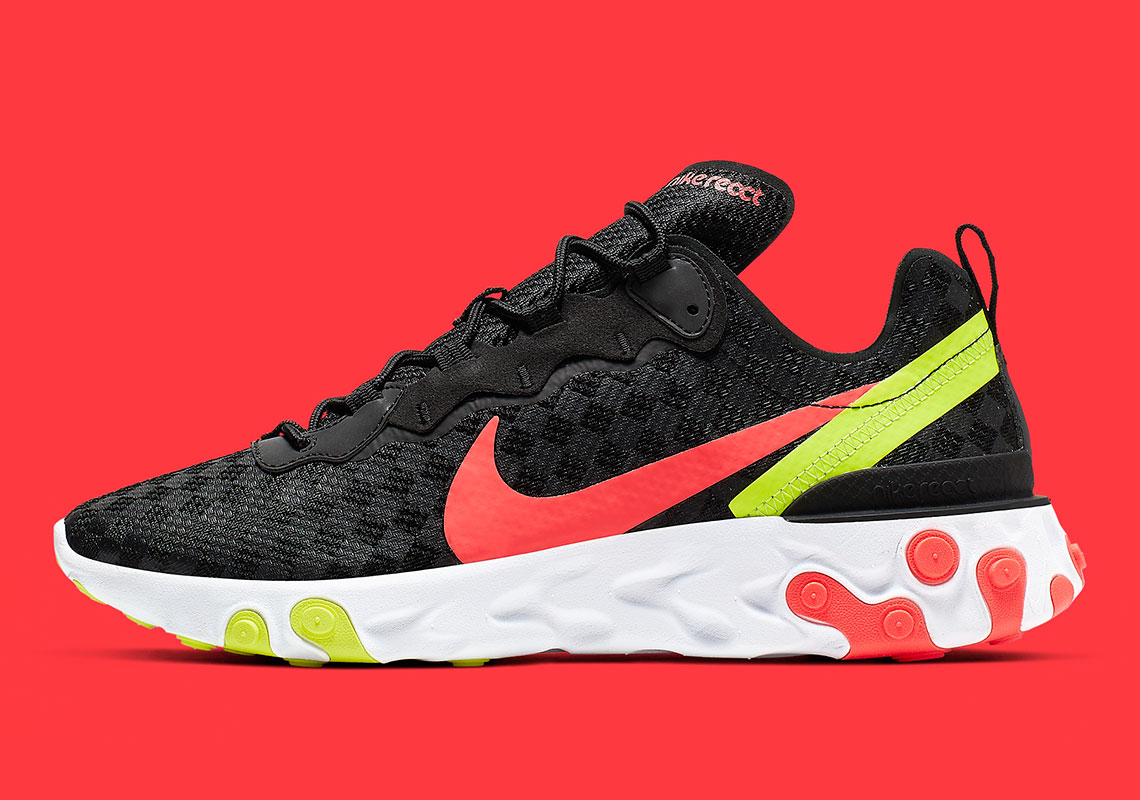 huge discount fdf9f 4f947 Nike React Element 55. Release Date  March  130. Style Code  CJ0782-001