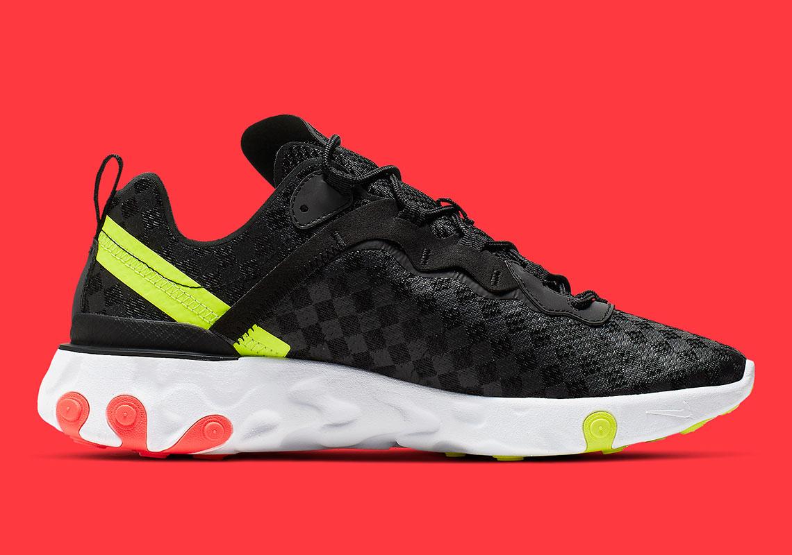 huge discount ef903 79543 Nike React Element 55 CJ0782 001 100 Release Info   SneakerNews.com