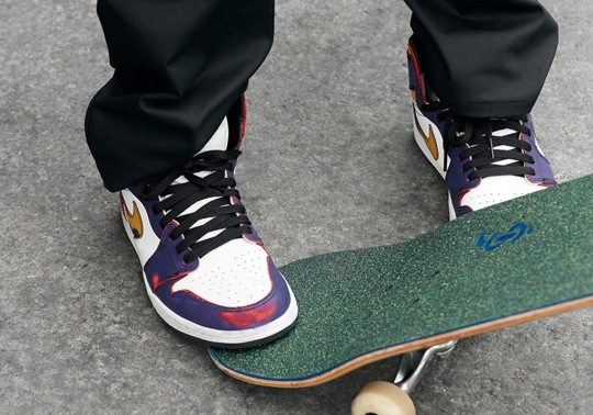 This Duo Of Nike SB x Air Jordan 1s Pays Homage To NYC, LA, Chicago, and Paris