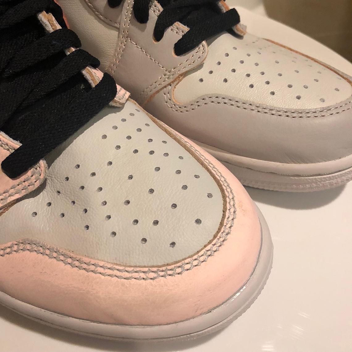 newest dc02d 6b216 Nike SB Air Jordan 1 Light Bone Under Layer   SneakerNews.com