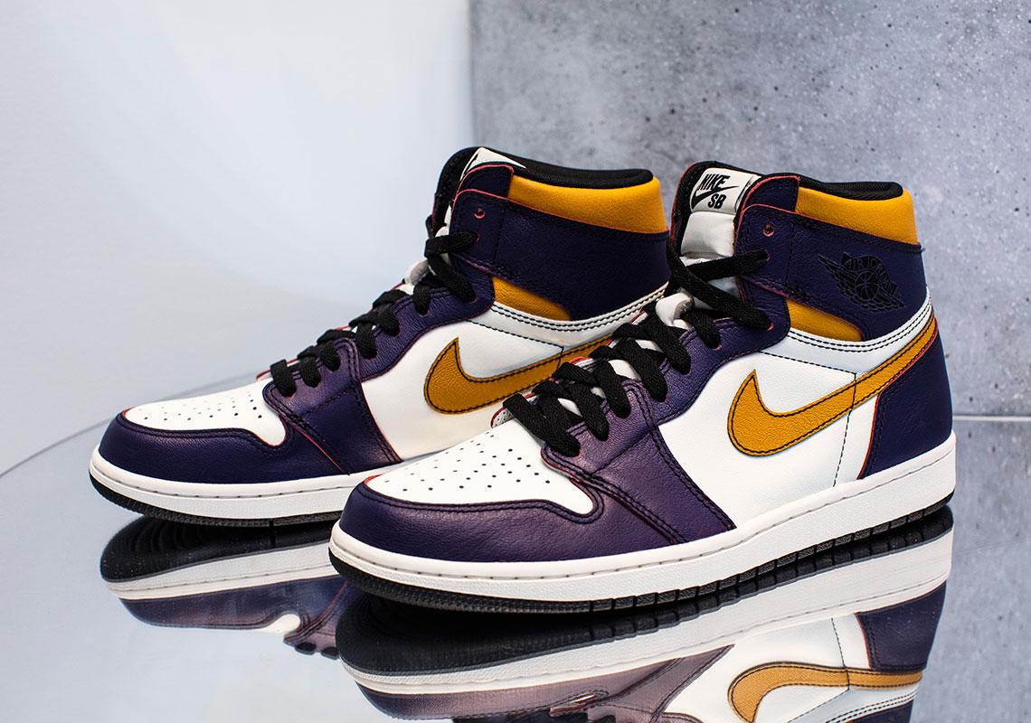 buy online 8afa8 bfe49 Air Jordan 1 Nike SB Official Release Date + Photos   SneakerNews.com