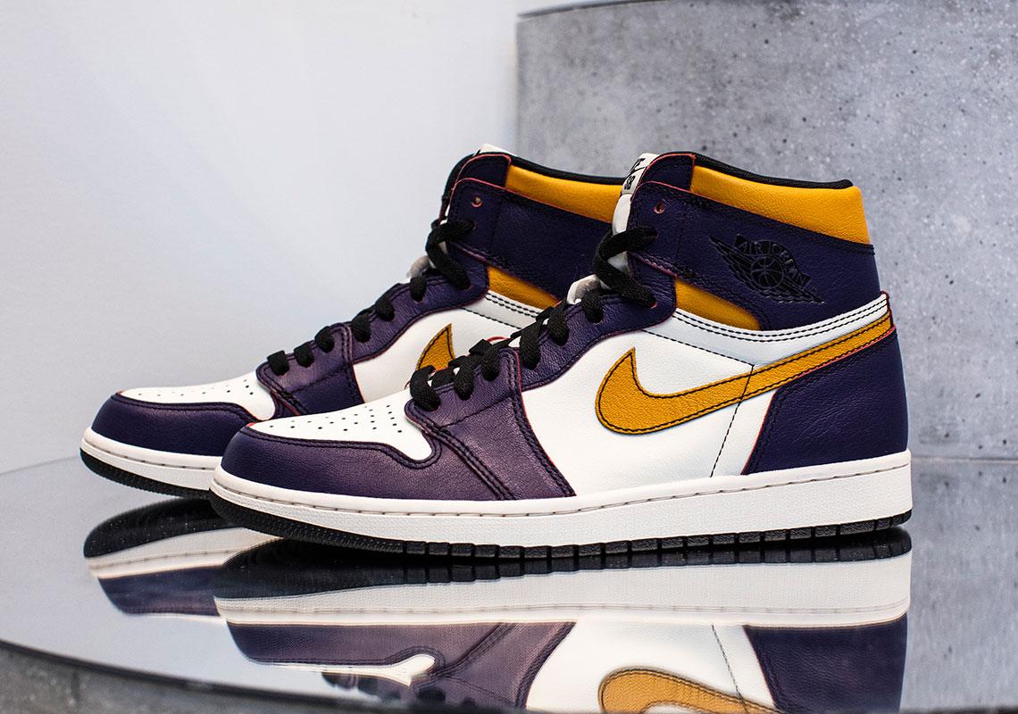 evitar Paisaje Caballero amable  Air Jordan 1 Nike SB Official Release Date + Photos | SneakerNews.com