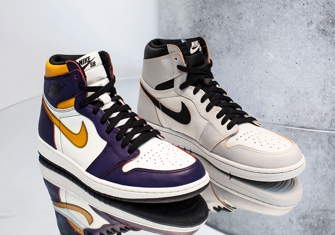 01431206ad089e Air Jordan 1 Nike SB Official Release Date + Photos