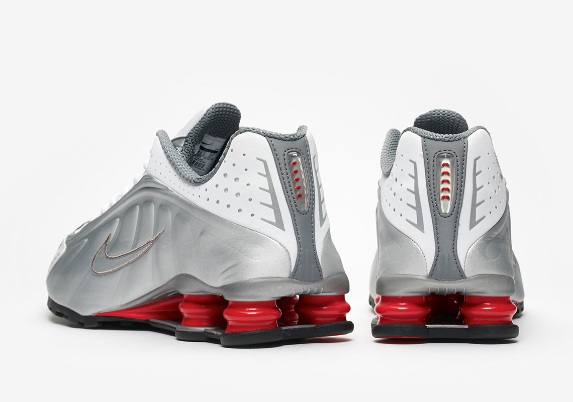 99b78535fe7 Nike Shox R4 BV1111-100 + BV1111-008 Store List