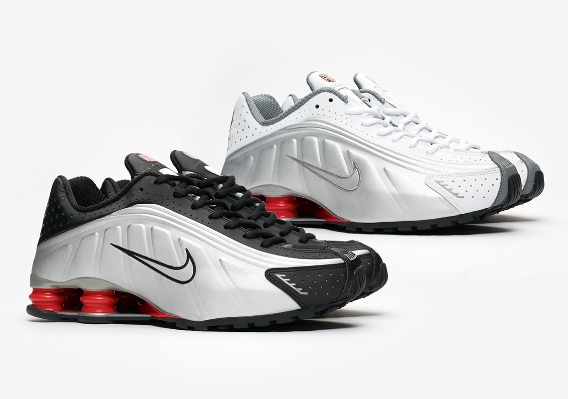 68442fc4aa1c The Nike Shox R4 Is Hitting Wider Retailers In Europe Next Week