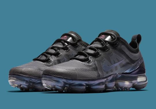 """The Nike Vapormax 2019 """"Throwback Future"""" Releases On March 21st"""