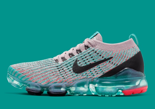 South Beach Vibes Arrive On This Ladies-Only Nike Vapormax 3.0