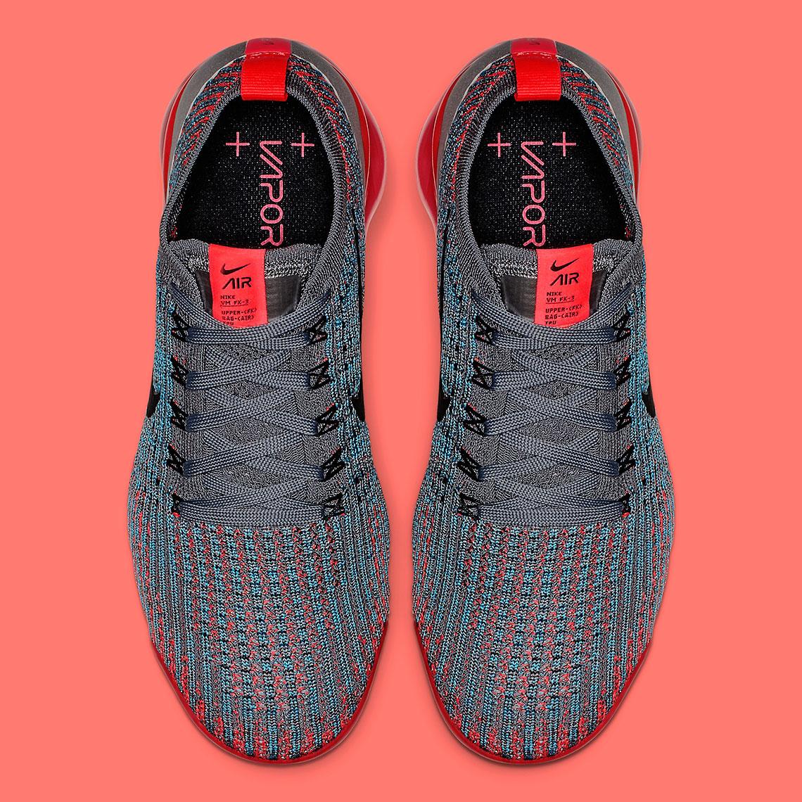 "Women's Nike VaporMax 3.0 ""Flash Crimson"" Release Details"