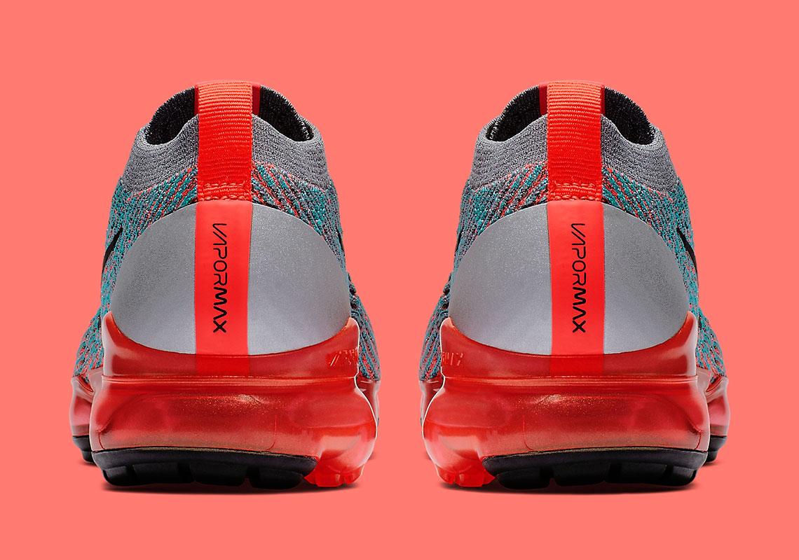ca0bc5542d86 Nike Vapormax 3 Flash Crimson AJ6910-601 Release Info